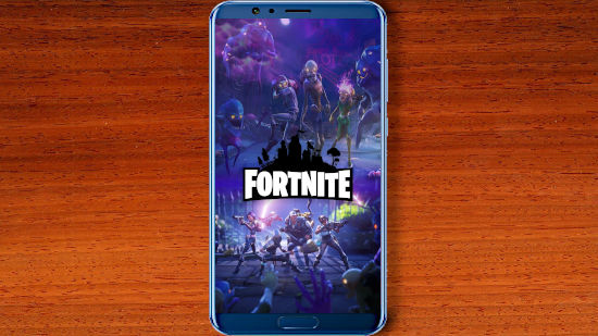 Fortnite Battle Royale - Logo, Escouade et Zombies - FHD pour Mobile