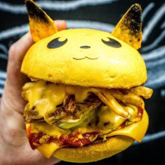 Um restaurante em Sidney está fazendo muito sucesso por lançar sanduíches com o formato dos Pokémon.