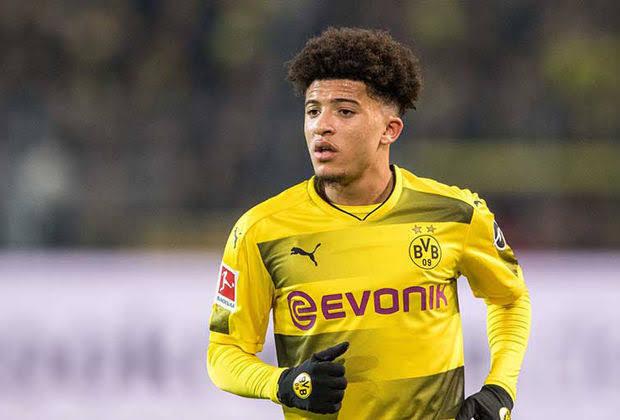 Chelsea step-up pursuit to sign Dortmund star Jadon Sancho
