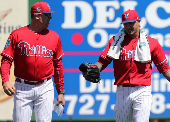 Chris Young will be the Phillies pitching coach come 2019
