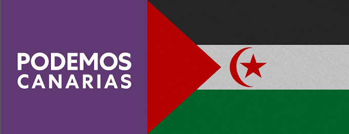 Podemos Canarias pide a Biden que anule la decisión de Trump sobre el Sáhara Occidental.