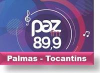 Rádio Paz FM 89,9 de Palmas TO