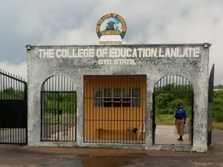 College of Education Lanlate Shuts Down School after Students Protest
