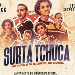 Baixar Surta Tchuca - MC Rick e Dj Gabriel do Borel Mp3