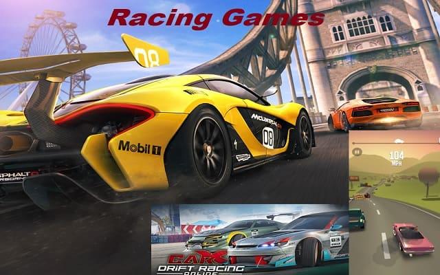 بتنزيل Racing Games
