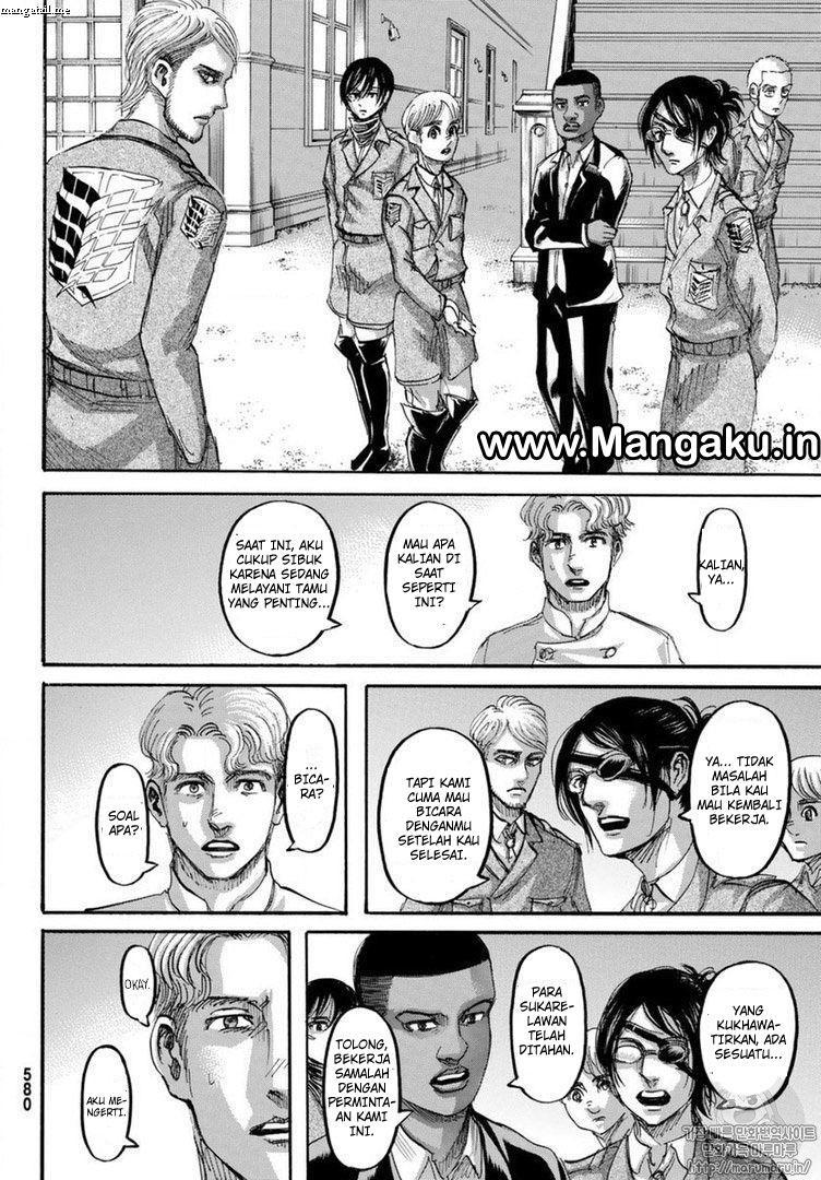 Shingeki No Kyojin: Chapter 111 - Page 21
