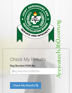 How to check jamb UTME results 2021