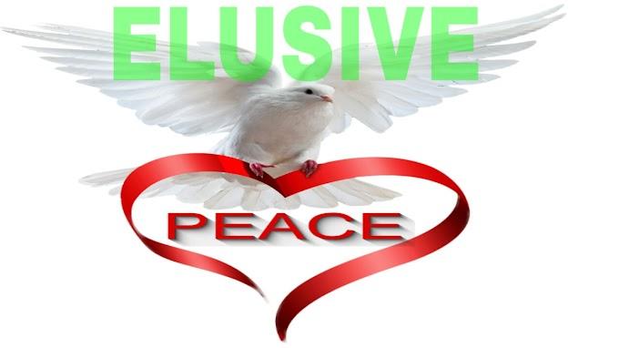 ELUSIVE PEACE - dargowhar