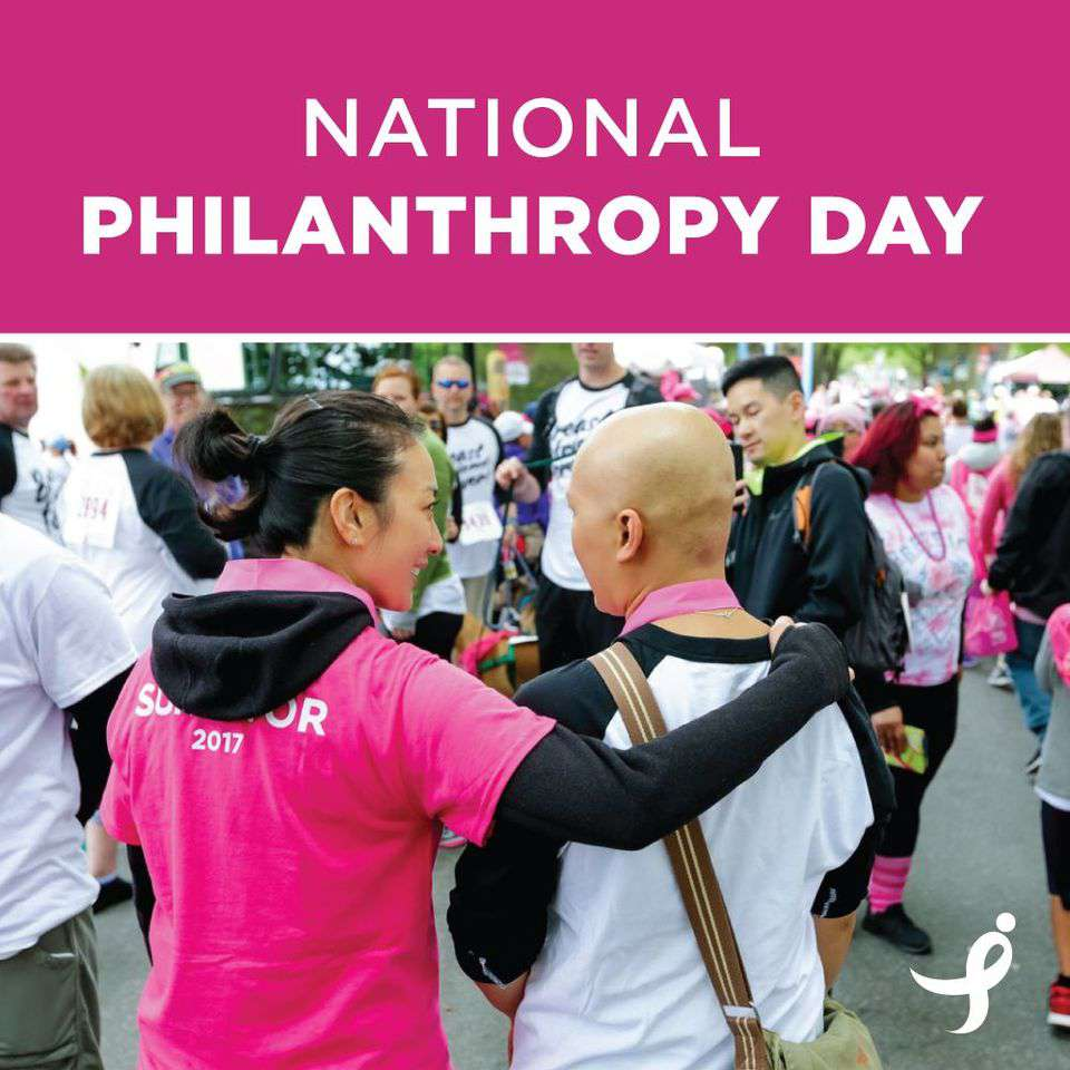 National Philanthropy Day Wishes Sweet Images