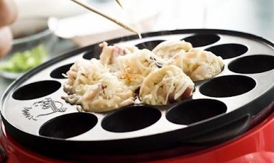 Resep Kue Menggunakan Cetakan Takoyaki Tanpa Susah