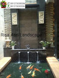 Jual Jasa kolam ikan koi kolam minimalis kolam relief tukang taman ,Kolam Hias dengan harga