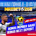Hasil Pertandingan Sepakbola Tanggal 11 - 12 Oktober 2020
