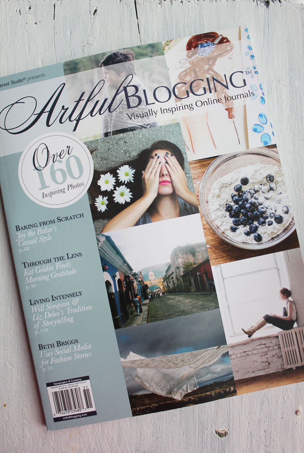 Artful Blogging Spring 2015