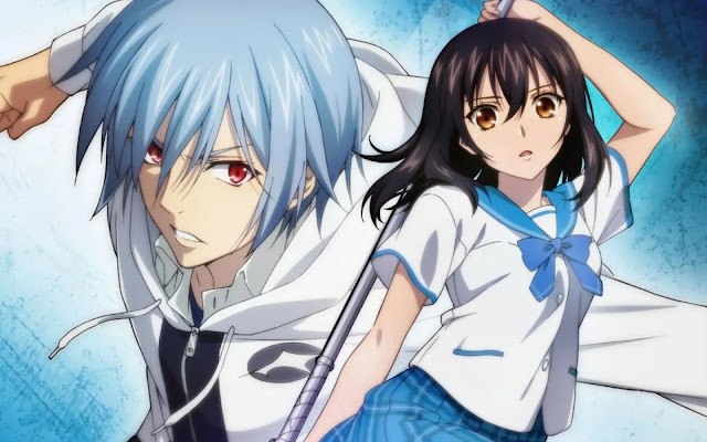 Strike the Blood tendrá quinta temporada en formato de OVAS