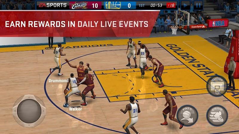 NBA LIVE Mobile Infinito