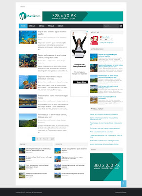 Download Template Fastest Magz Versi 4.9 - Gratis