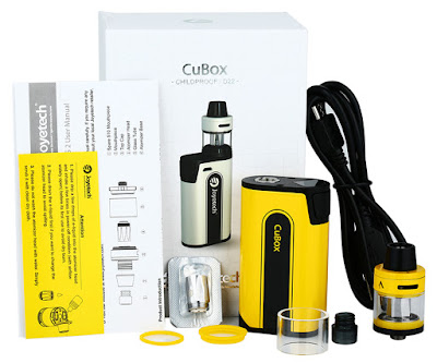 Joyetech CuBox with CUBIS 2 Reviews   Easy To Use Starter Kit