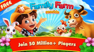 Free Download Family Farm Seaside v4.0.000 APK Terbaru