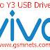 Vivo Y3 USB Driver Download