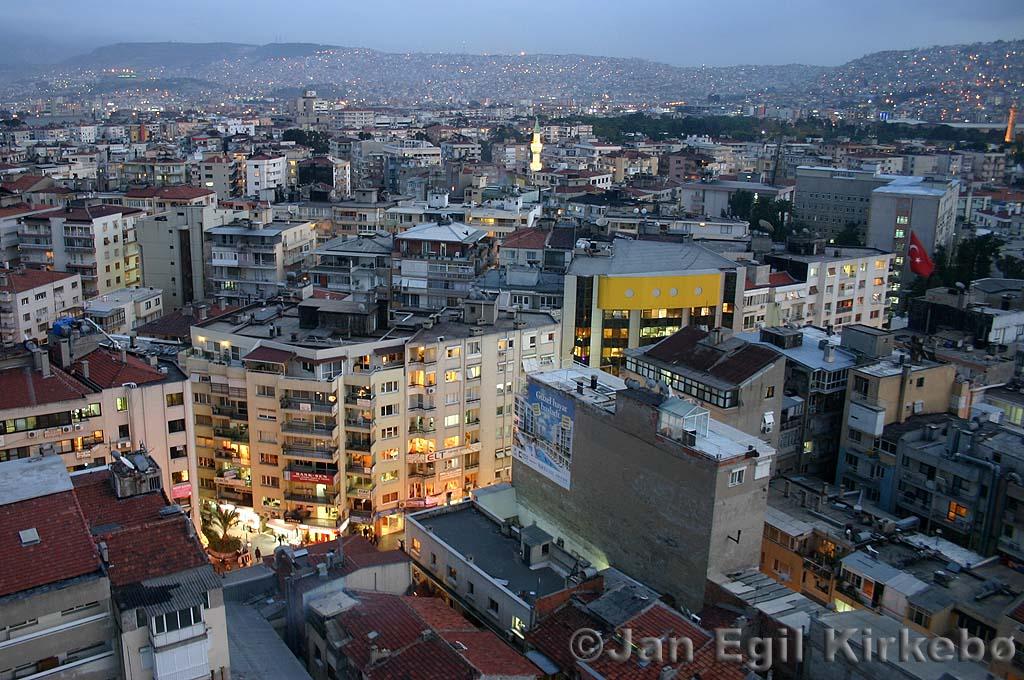 Esmirna ou Izmir, Cidade Turca