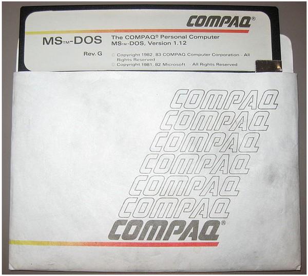 MS-DOS 1.12
