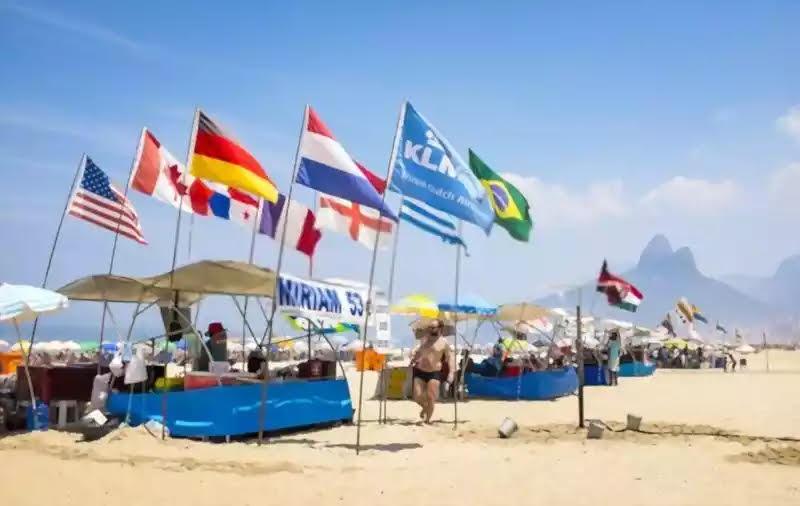 Barraqueiros das praias do Rio podem virar patrimônio cultural e imaterial da cidade