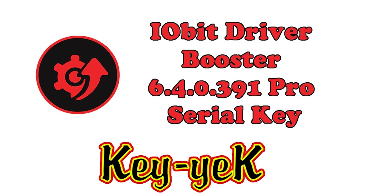 New Release iObit Driver Booster 6  Update Fix Drivers System Driver Tweak