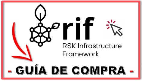 Cómo Comprar Criptomoneda RSK Infrastructure Framework (RIF) Tutorial Actualizado Español