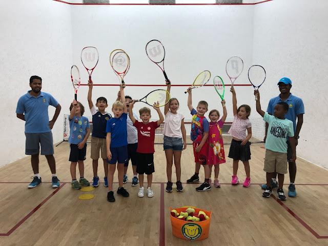 Unique Sports Oman Summer Camp