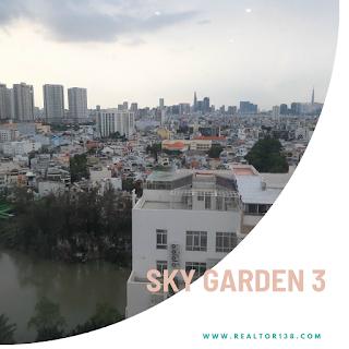 bán 3 phòng ngủ sky garden 3 pmh