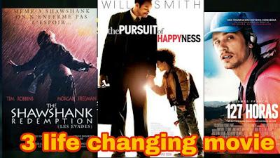 3 life changing movie
