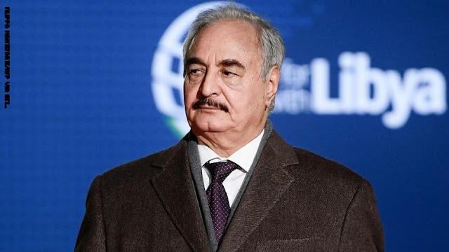 حفتر يغادر موسكو دون توقيع اتفاق وقف إطلاق النار في ليبيا.. ولافروف: طلب مهلة