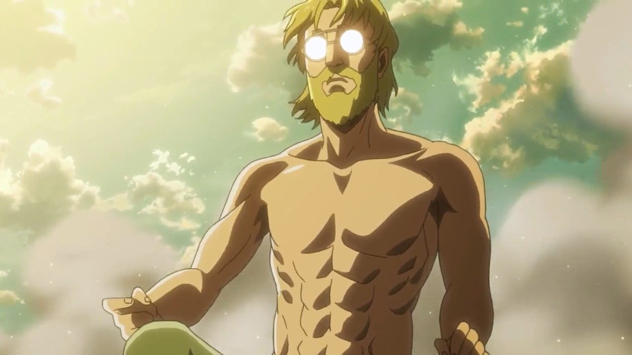 Attack on Titan - Tercera Temporada Capitulo 10
