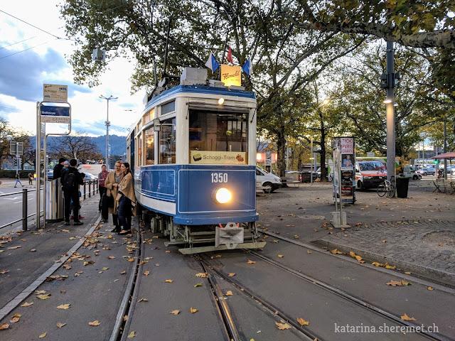 Шоколадный трамвай Honold