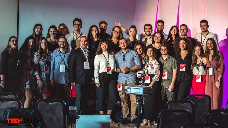 Αλεξανδρούπολη: Με επιτυχία το TEDxDUTH 2019 - ATOM υπό την αιγίδα του ΔΠΘ