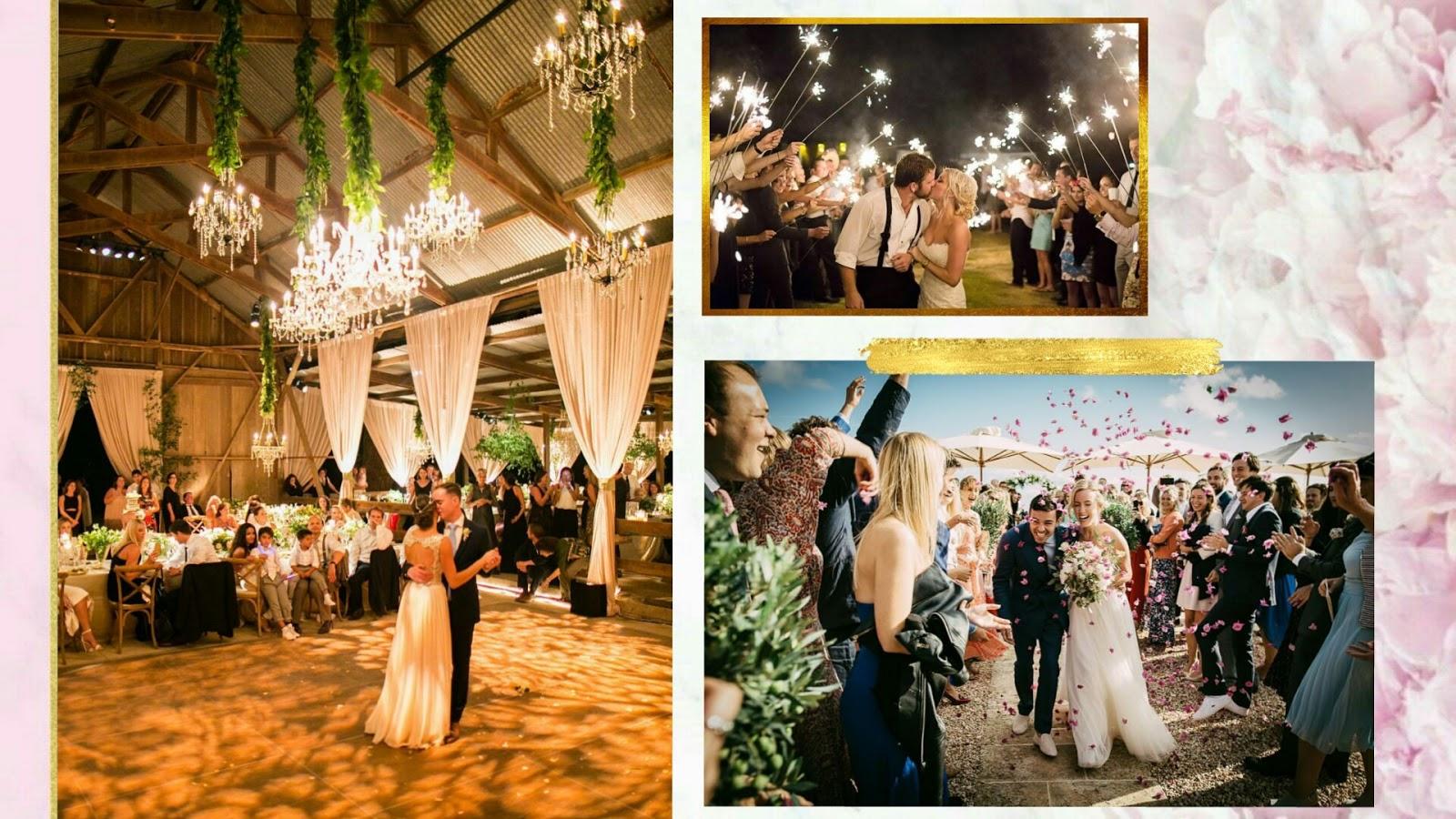 Detalles de boda para impresionar a tus invitados