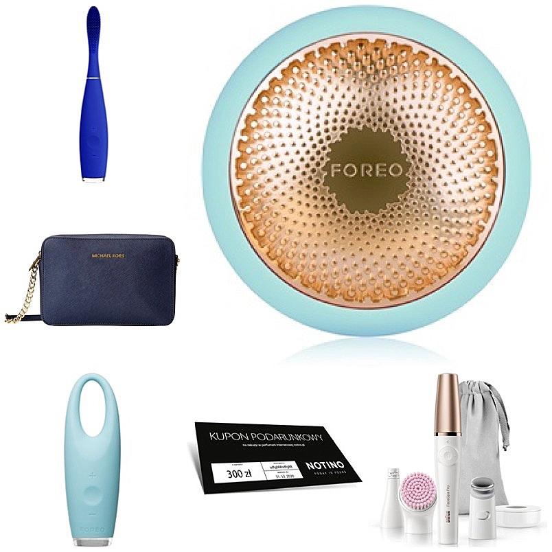 wishlista kosmetyczna, Foreo UFO, Braun, iperfumy