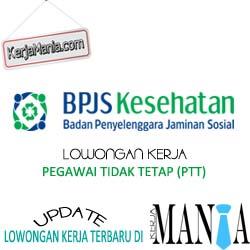 Lowongan Kerja PTT BPJS Kesehatan Tahun 2016