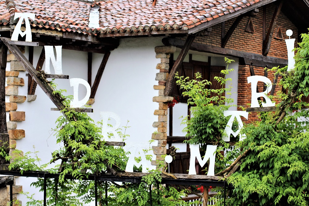 Michelin star lunch at Andra Mari in Bilbao, Spain | travel & foodie blog