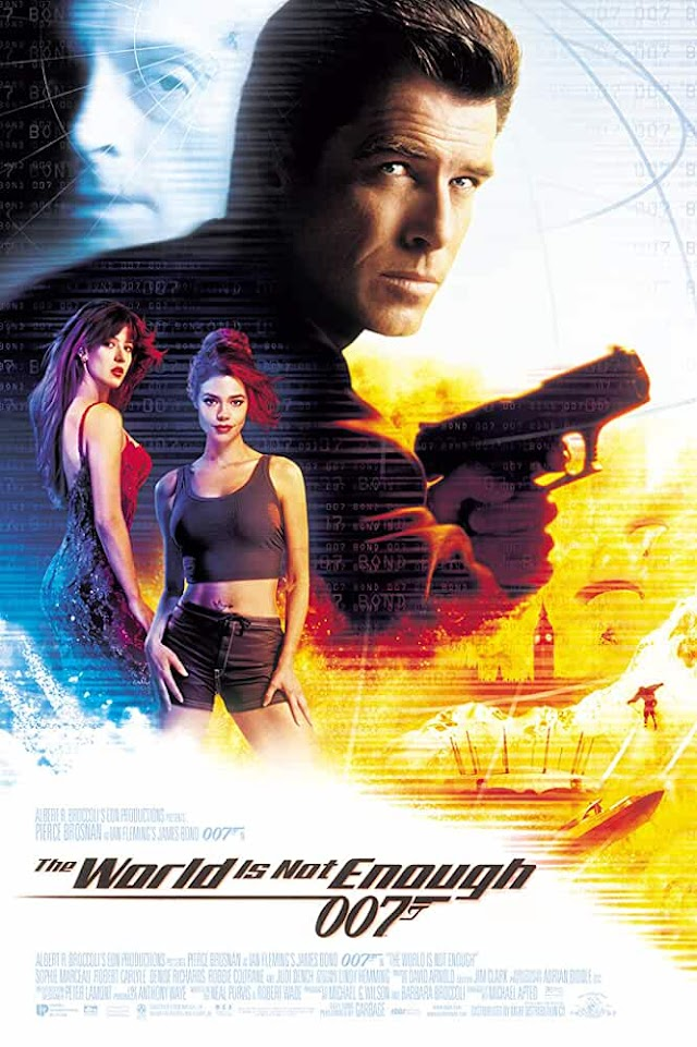 The World Is Not Enough 1999 x264 720p Esub BluRay Dual Audio English Hindi GOPI SAHI