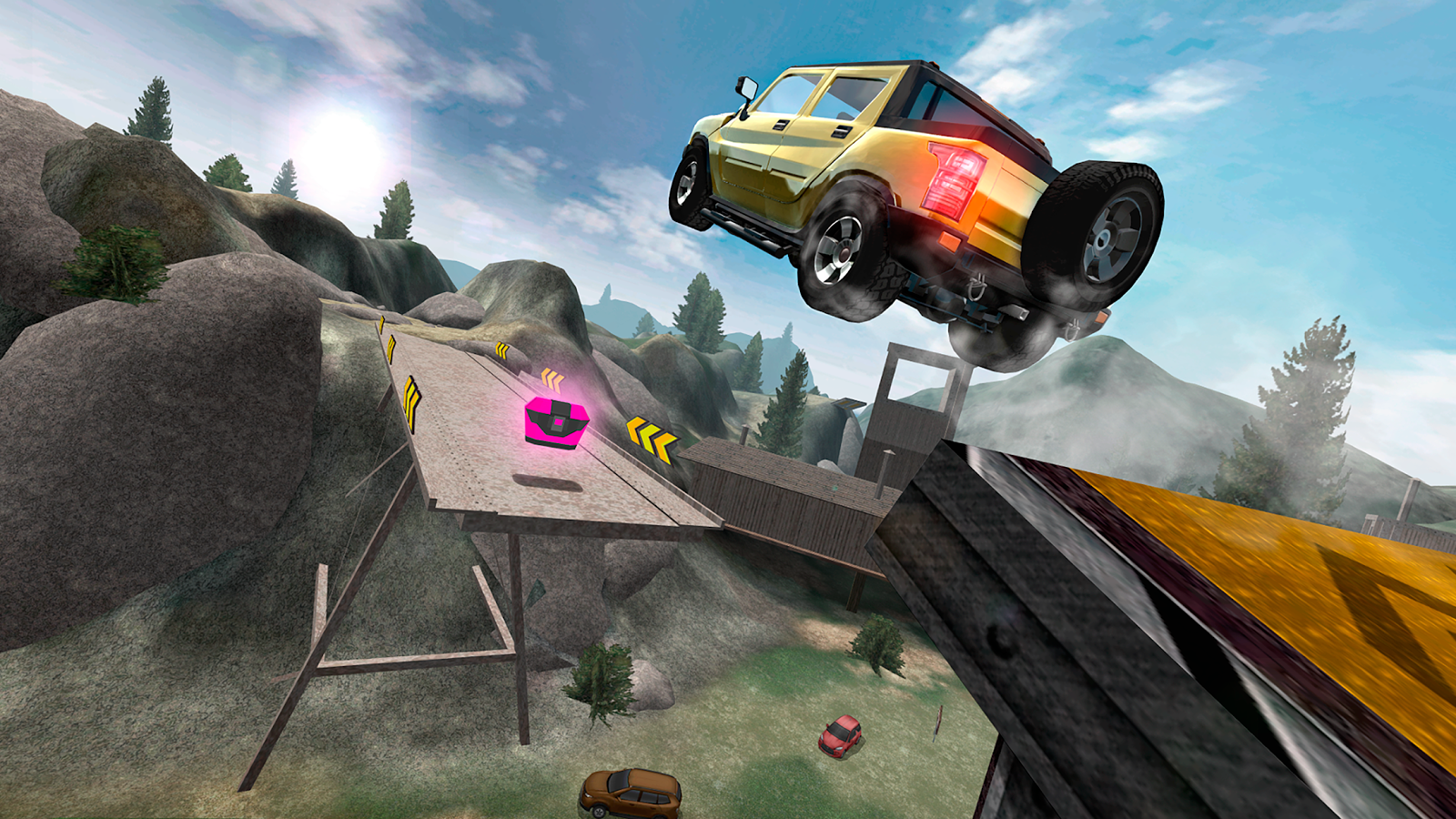 Extreme Car Driving Simulator 2 Mod Apk V1 4 1 Unlimited Money Ads