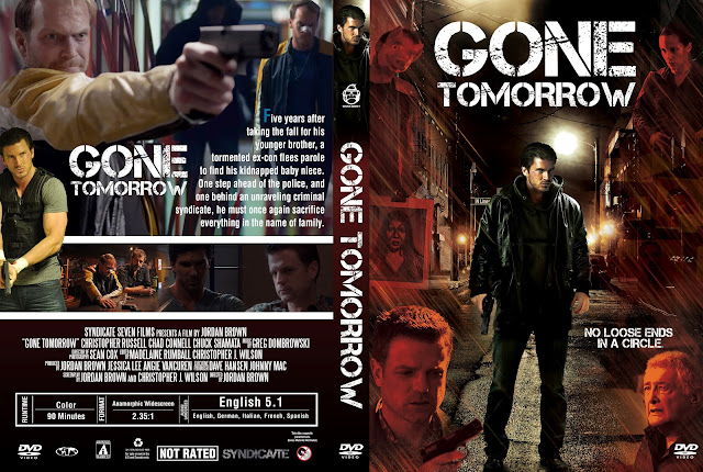 Gone Tomorrow DVD Cover