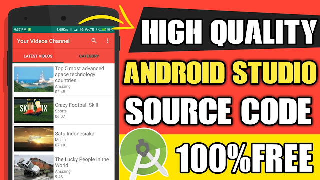 Download Free Android Studio Project Source Code