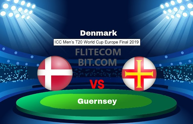 DEN vs GUE Dream11 Match Prediction T20 WC Europe Final Preview, Team News, Playing11