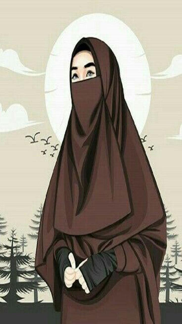 Download Wallpaper Gambar Kartun Muslimah Terbaru - Gambar ...