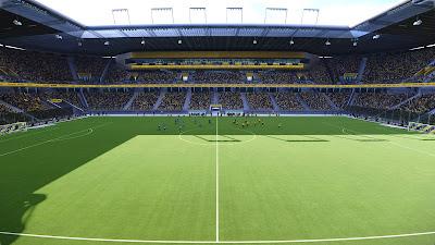 PES 2021 Stadium Stade de la Tuiliere AddOn by Endo