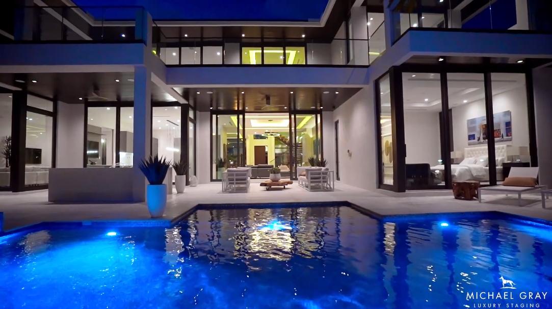 21 Photos vs. 22 Isla Bahia Dr, Fort Lauderdale, FL Luxury Home Tour Interior Design