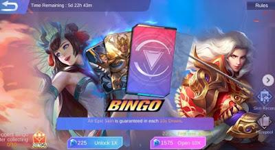 Ketemu lagi bersama kami yang tentunya dengan informasi terbaru tentang game Mobile Legen Harga Skin KOF Gusion, Skin Aurora dan Skin Dyyroth di Mobile Legends