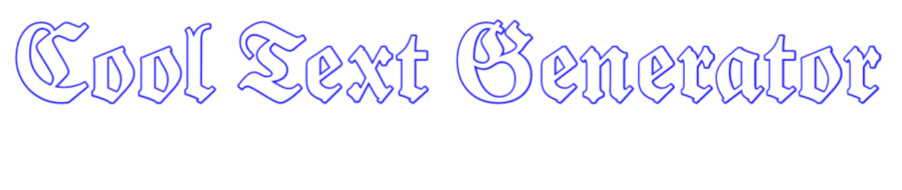 Cool Text logo