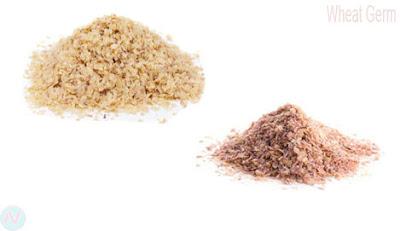 Wheat germ,